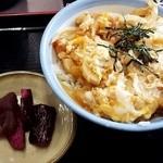 山田うどん - ミニ玉子丼250円