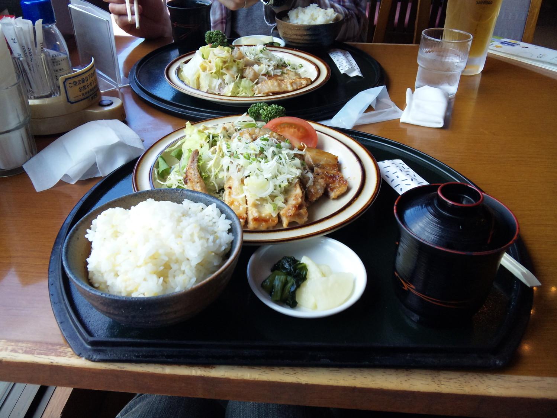 日田森のビール園