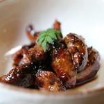 大和田 - 料理写真:肝焼き