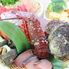 地熱観光ラボ縁間 - 料理写真:地獄だいおう盛(海鮮お魚+牛モモ・鶏モモ+県産野菜) 10000円