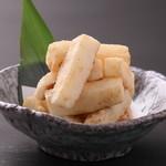 魚王KUNI - ホクホク!山芋フライドポテト