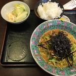 40935661 - 焼き豚冷麺定食