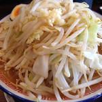ラーメンビリー 多賀城店 - 味玉ラーメン880円  コールは『野菜マシ・ニンニク少なめ』