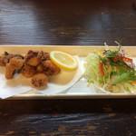 てっぺん - 蛸の唐揚
