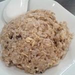 中華料理 川菜 - にんにく炒飯