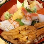 Tsukijikagurazushi - 海鮮丼 お勧め