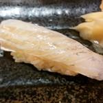 Tsukijikagurazushi - 星鰈