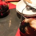 おず smoked和taste - 赤ワイン