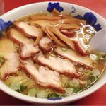 40944680 - 鶏チャーシュー麺・塩(820円)