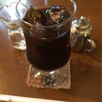 サンロワール - アイスコーヒー(^^)