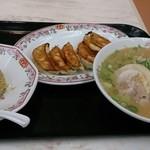 餃子の王将 - ラーメンセット