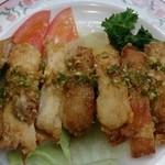 餃子の王将 - 油淋鶏