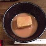 泡盛バル ちむにーず - 450円 豆腐よう