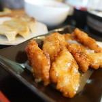 とりゆき - チキン南蛮定食