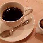 ビストロ・ミカミ - コーヒー