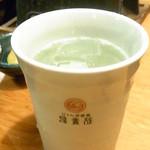 40949995 - 博多の華 3年貯蔵(麦) ソーダ割☆♪