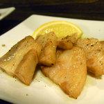 4095183 - 塩漬豚バラ肉のスモーク