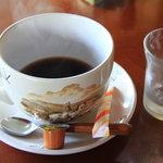 シャンカワカーン - 2010/5/30 でっかいコーヒーカップです(笑)