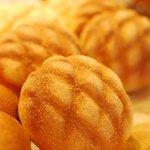ドゥ・ソレイユ - \120 サックサクのメロンパンです。一度ご賞味ください。