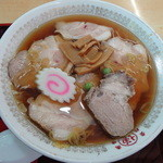 増田屋 - チャーシュー麺