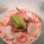 40950467 - 四川豆乳担々麺