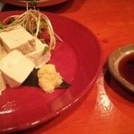 ずず - 湯葉豆腐