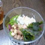 上野幌キッチン60 - ビュッフェサラダ 2015.8月