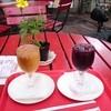 ウィーン・オーストリアの家 - 料理写真:ぶどうジュース(白と赤)