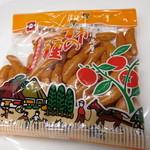 浪花屋製菓株式会社 - 柿の種