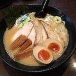 40951822 - 特製胡麻らー麺
