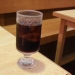 ポポット - アイスコーヒー