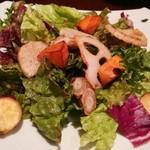 神泉いちのや - 根菜サラダ