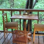 森の中の朝食とカフェの店 キャボットコーヴ - 内観