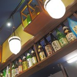 魚沼釜蔵 - 店内