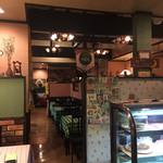 カフェ・ド・ラパン - 店内