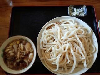 田舎打ち 麺蔵 - 肉汁うどん大780円