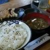 やまゆり - 料理写真:餃子セット(670円)をいただきました。