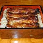 うなぎ川魚料理 伊勢屋 -