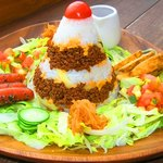 浜辺のTipi Cafe - 料理写真:★Tipiタコライス★