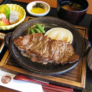 ステーキ御膳…1,730円