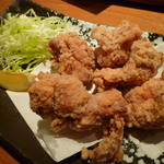 とめ手羽 - 【若鶏の唐揚げ 600円】