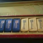 40964567 - ビター&ミルクチョコレート