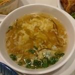 喜上昇 - 玉子スープ 2015年8月