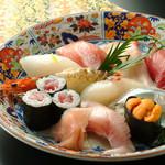 をり鶴 - 料理写真:上にぎり