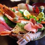 味の匠 大名庵 - 海鮮丼٩꒰´ᆺ`꒱۶