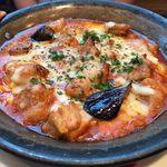 40967937 - チキンのチーズとトマトソース煮