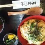 ひさ家 - 玉子丼