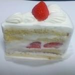 匠・太平 - 「イチゴのショートケーキ」