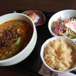 中国旬菜坊 幸來 - 麺ランチ