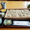 蕎麦工房せき - 料理写真:板蕎麦